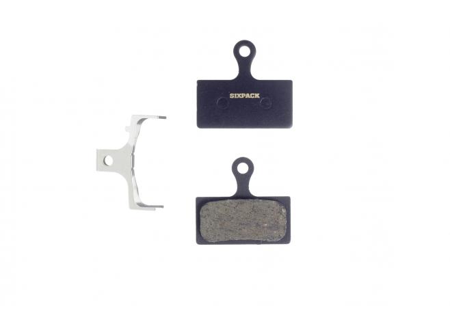 Plaquettes (organique) Shimano XTR/XT/SLX 2011