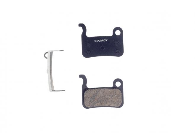 Plaquettes (semi-métallique) Shimano XTR/XT/Saint/LX/Hone/Hygia (All)