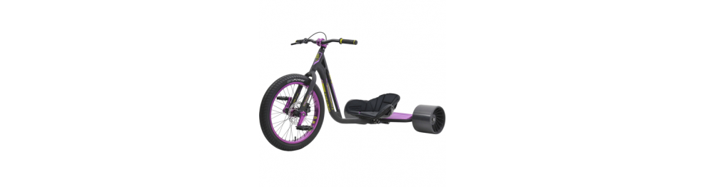 Drift trikes complets